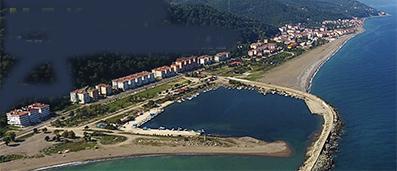 <center> Abana Belediyesi </center><center><font color='blue'> ABANA KIYILARINI DÜZENLEYECEK </font></center>