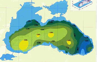 <center> Karadeniz'in Dip Sularında </center><center><font color='blue'>715 MİLYAR $'LIK ENERJİ KAYNAĞI  </font></center>