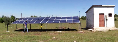 <center> Kastamonu: Güneş Enerjisiyle Köy  SU PARASINDAN </center><center><font color='blue'> KURTULDU </font></center>